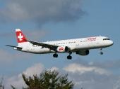 Airbus A321-111 HB-IOK