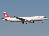 Airbus A321-111 HB-IOL