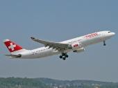 Airbus A330-223 HB-IQC