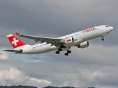 Airbus A330-223 HB-IQG