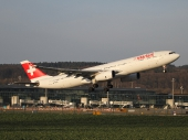 Airbus A330-343 HB-JHA