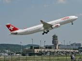 Airbus A330-343E HB-JHB