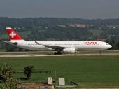 Airbus A330-343E HB-JHD