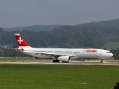 Airbus A330-343E HB-JHE