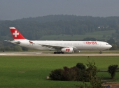 Airbus A330-343E HB-JHH