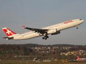 Airbus A330-343E HB-JHI