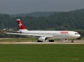 Airbus A330-343E HB-JHJ