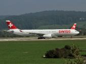 Airbus A330-343E HB-JHK