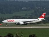 Airbus A330-343E HB-JHM