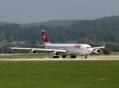 Airbus A340-313X HB-JMA