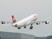 Airbus A340-313X HB-JMB