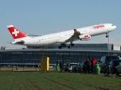 Airbus A340-313X HB-JMC