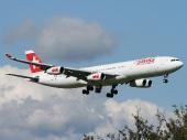Airbus A340-313X HB-JMD