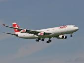 Airbus A340-313X HB-JME