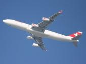 Airbus A340-313X HB-JMG
