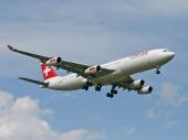 Airbus A340-313X HB-JMI