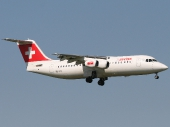 AVRO RJ100 HB-IXN