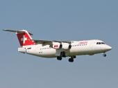 AVRO RJ100 HB-IXP