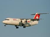 AVRO RJ100 HB-IXR