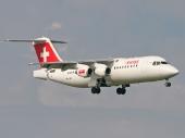AVRO RJ100 HB-IXS