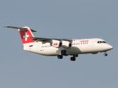 AVRO RJ100 HB-IXU