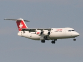 AVRO RJ100 HB-IXV