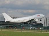 El Al Israel Airlines Cargo Boeing 747-258C 4X-AXF