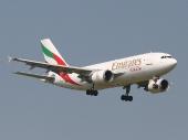 Emirates SkyCargo Airbus A310-308(F) A6-EFB