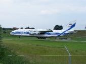 Antonov An-124-100 Volga Dnepr RA-82078