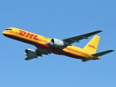 DHL OO-DPN Boeing 757-236