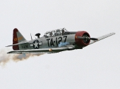 North American AT-6C Harvard IIA TA-127 F-AZBE
