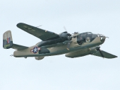 North American B-25J Mitchell 458811 F-AZZU