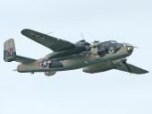 North American B-25J Mitchell 458811 F-AZZU