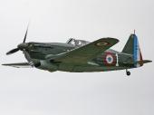 Morane D-3801 HB-RCF ex J-143