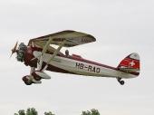 Morane Saulnier MS317 HB-RAO