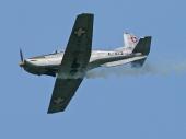 Pilatus P-3.03 HB-RBN ex A-813