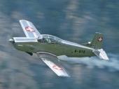 Pilatus P-3.05 HB-RCH ex A-818
