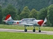 Yakovlev Yak-52 LY-HLZ