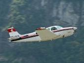 Beech A36 Bonanza HB-KIA