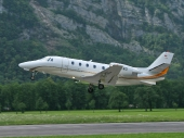 Cessna 560XLS Citation XLS+ HB-VWD