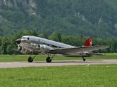 Douglas DC-3C-S1C3G HB-ISC