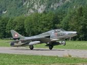 Hawker Hunter T Mk.68 ex J-4205 Fliegermuseum Altenrhein HB-RVP