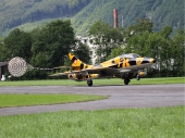 Hawker Hunter T.Mk.68 J-4206 HB-RVV
