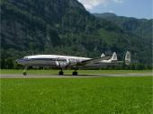 Lockheed L-1049 Super Constellation N73544 HB-RSC