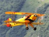 Bücker Bü-131 APM Jungmann HB-UUM ex A-22