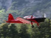 De Havilland DHC-1 MK.22 HB-TUG