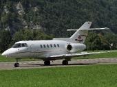 British Aerospace BAe-125-800A HB-VHV