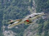 Hawker Hunter T.Mk.68 J-4205 HB-RVP