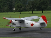 Antonov An-2 LY-TED
