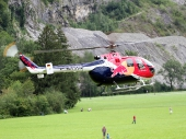 Flying Bulls MBB BO-105 CBS-4 D-HTDM